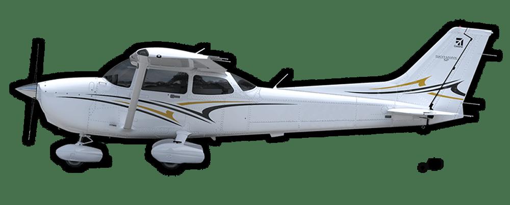CESSNA 172 Skyhawk web