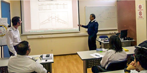 Aeolus Avation Academy Classroom 3